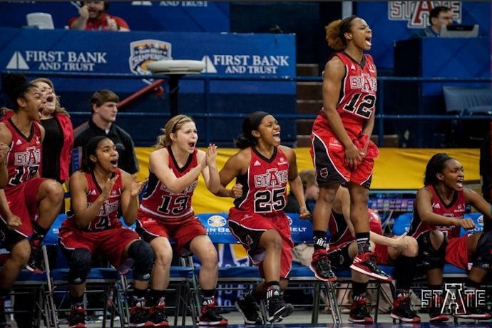 A-State Women's basketball_5142850157354306167
