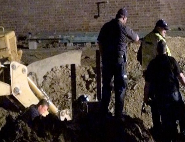 Trench collapse death Garland County_-4706974567913470409