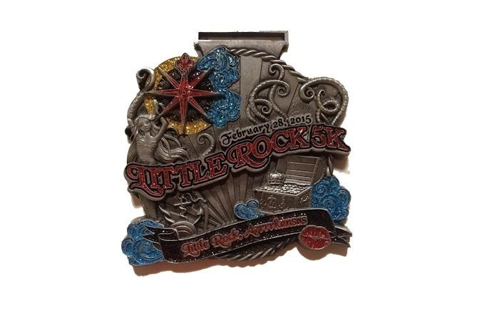 Little Rock Marathon Medals _-3093926710994188151