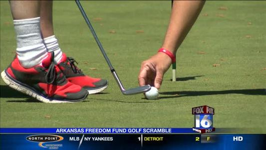 Arkansas Freedom Fund Golf Scramble for Wounded Warriors_3636201602772255412