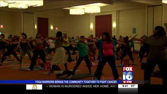 Yoga Warriors_ Bringing the Community Together_-3185474793306109341