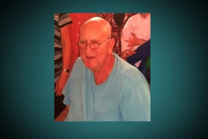75-year-old William Edward _Pete_ Davidson, Jr. of Mt. Ida._-4828058868878129030