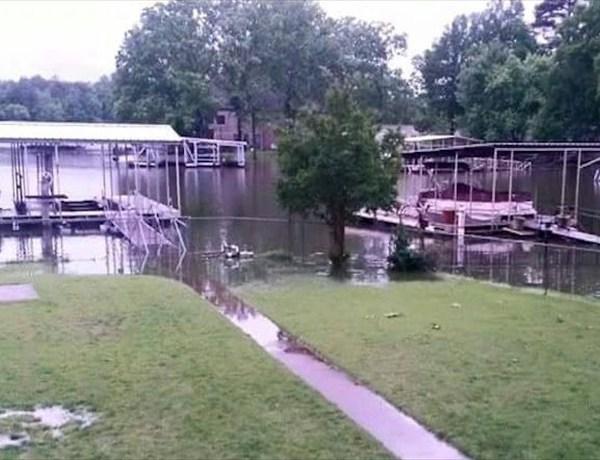 Lake Hamilton flooding _7247743108999761840