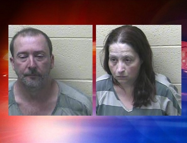 Brian N. Gay, 47, and Kaye L. Brown. 46 are charged with 2 Counts of Possession of Drug Paraphernalia._-6362218796209978999