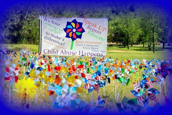 Pinwheels memorial for Isaiah Torres in Bella Vista_-8455605113251279079