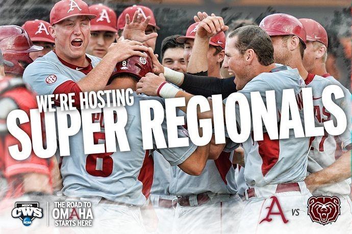 Super Regionals NCAA Baseball and Diamond Hofs_-8146054121338023950