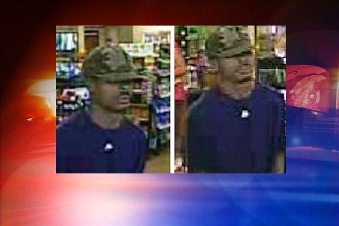 Mapco store robbery suspect, 12th & Fair Park_-112640176820829587
