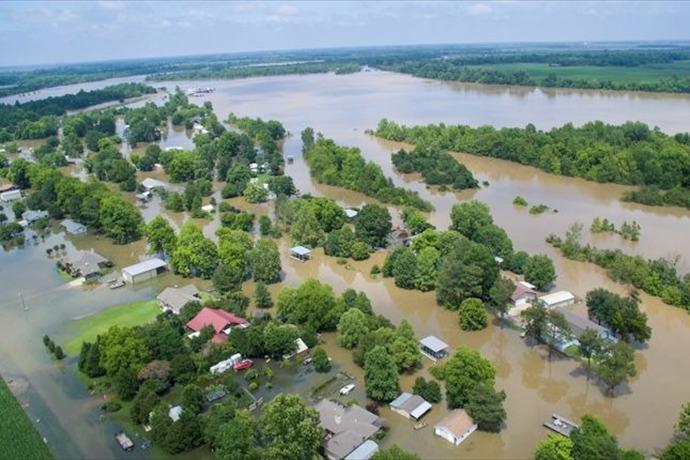 White Hall flooding_2814248112864709633