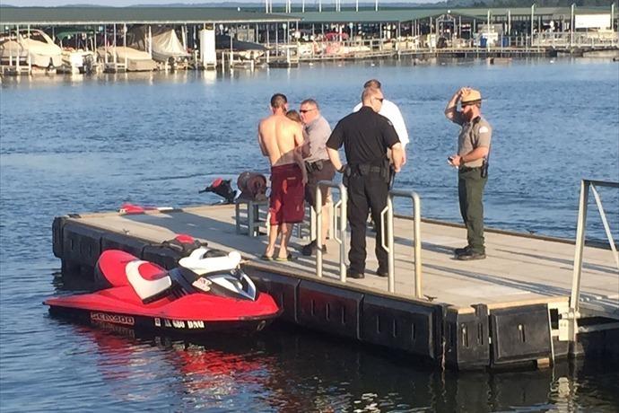 Jet Ski Accident on Beaver Lake _6171088506761792642