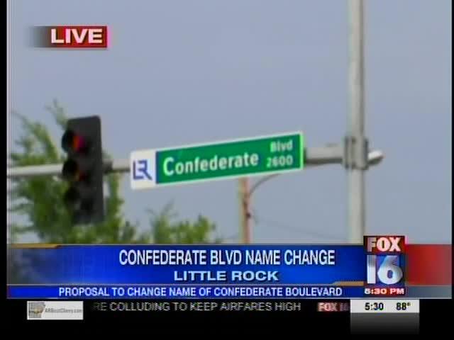Confederate Blvd. Controversy_5769807400296467440