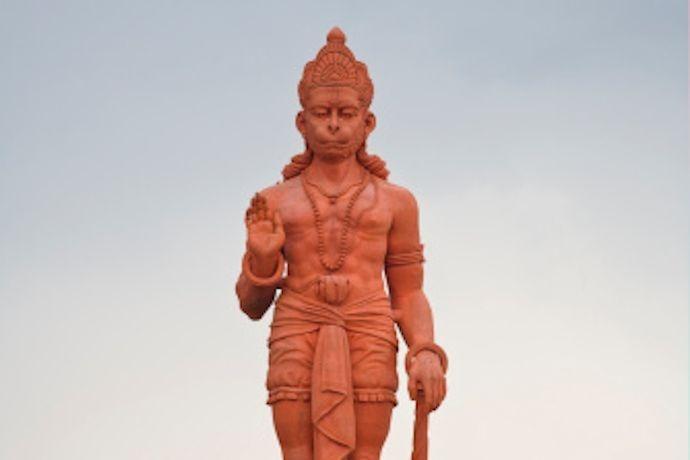 Hindu God Lord Hanuman_-4206347419425748604