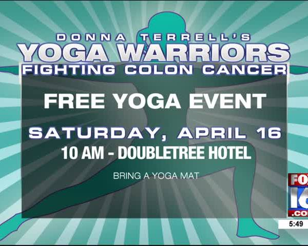 Donna Terrell-s Yoga Warriors Fighting Colon Cancer_03881547-159532