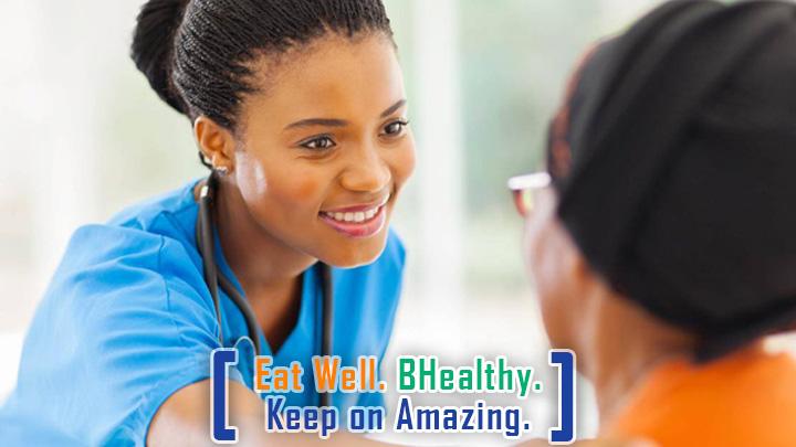 keep on amazing nurse visit