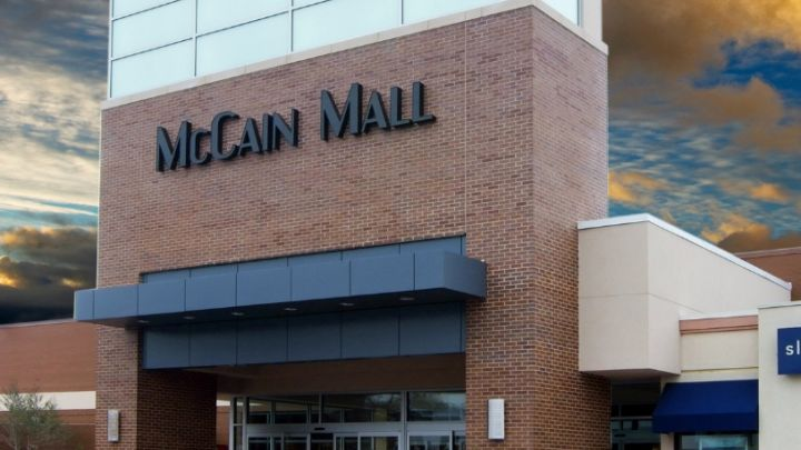 McCain Mall in North Little Rock