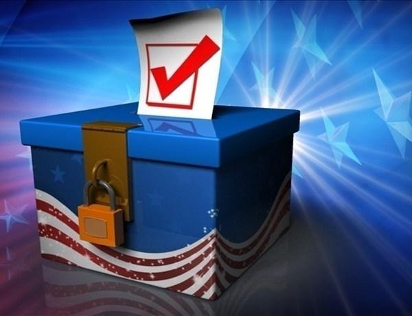 Voting Ballot Box Generic