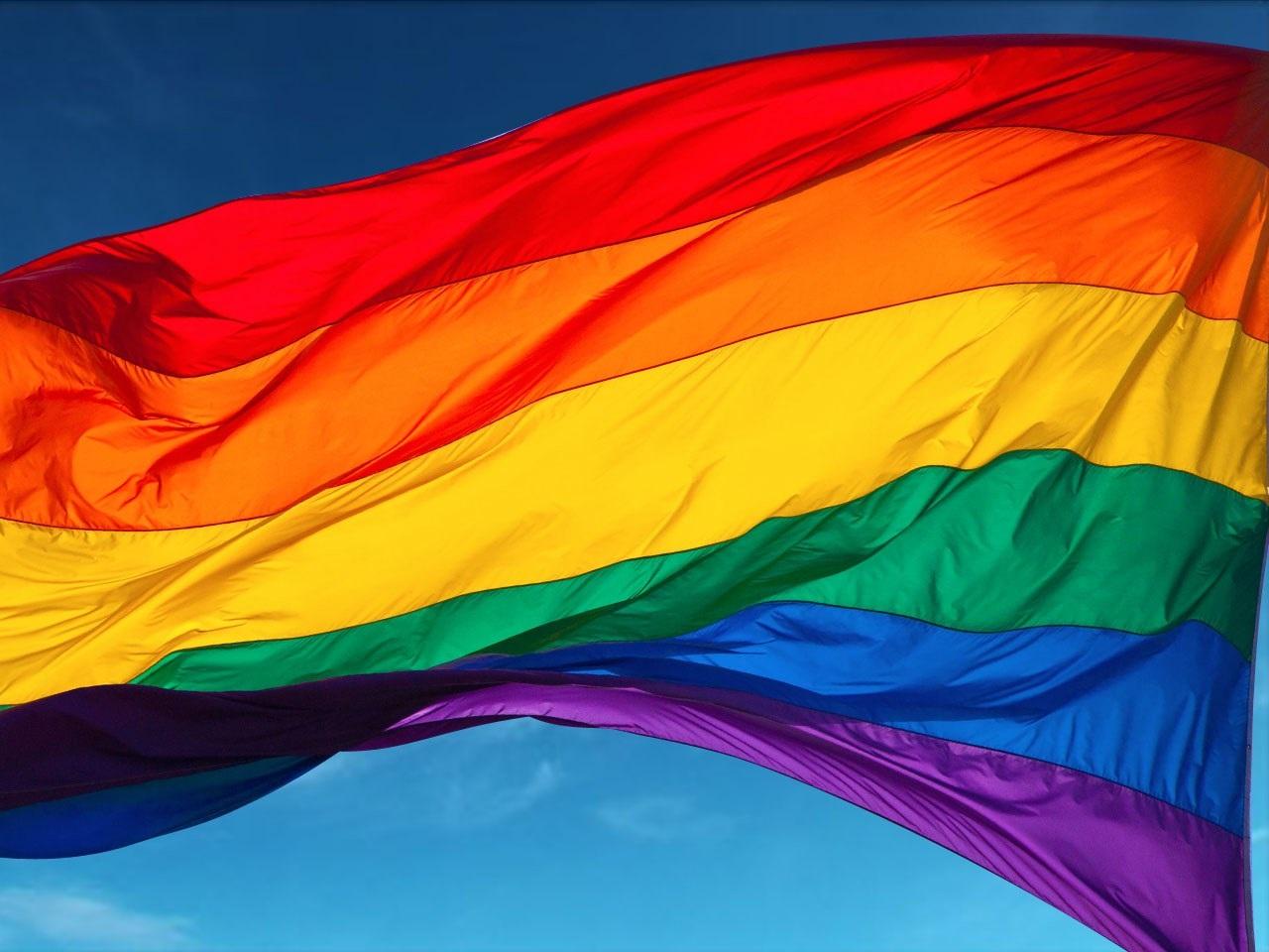 Gay Pride Flag-118809306