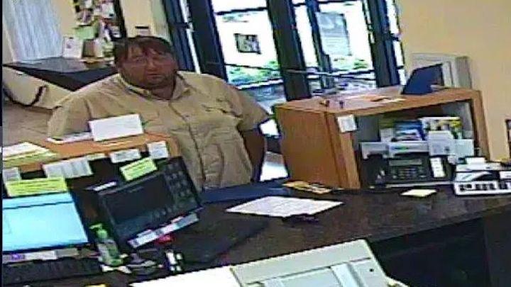 Oklahoma Bank Robbery Suspect Same as Arkansas Suspect