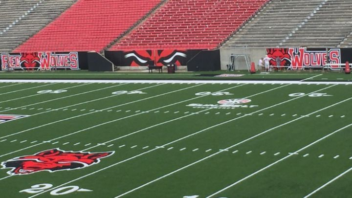 A-State Red Wolves Football generic-118809306