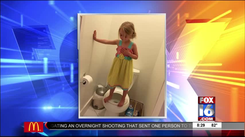 Rants - Raves- Photo of 3-Yr-Old Going Viral_92457113-159532