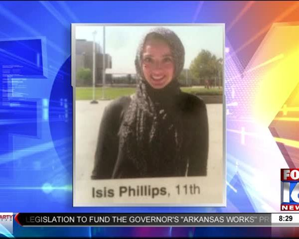 Rants and Raves- Muslim Girl Called -ISIS-_76056609-159532