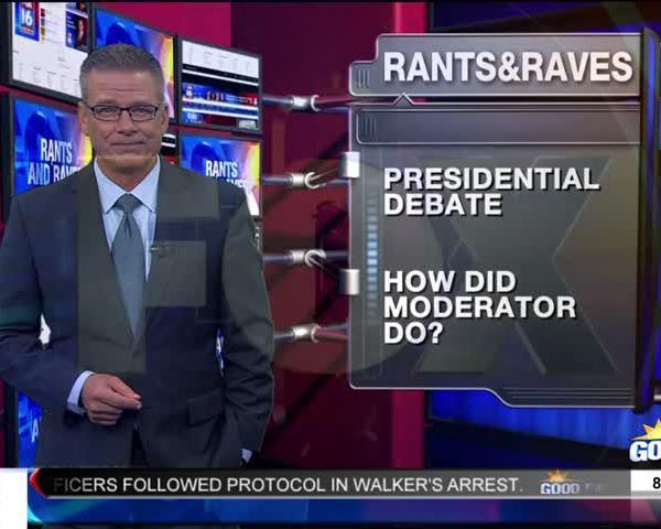 Rants - Raves- Presidential Debate_08929362-159532