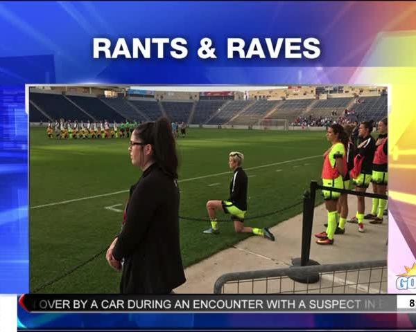 Rants - Raves- Rapinoe-s Bid to Kneel Thwarted_51977597-159532