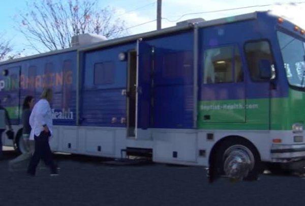 Baptist Health Mobile Clinic
