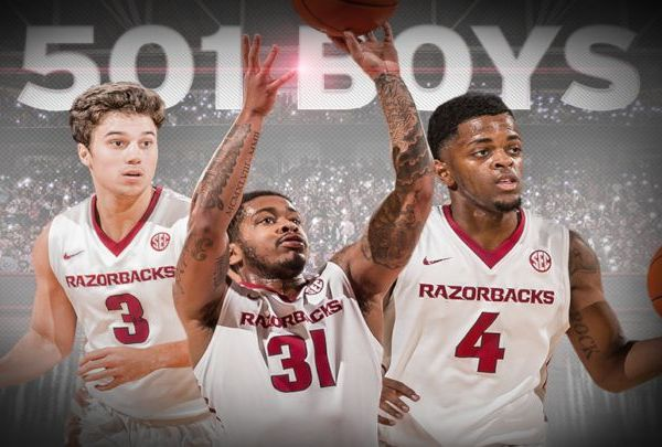 Razorbacks Basketball 2016