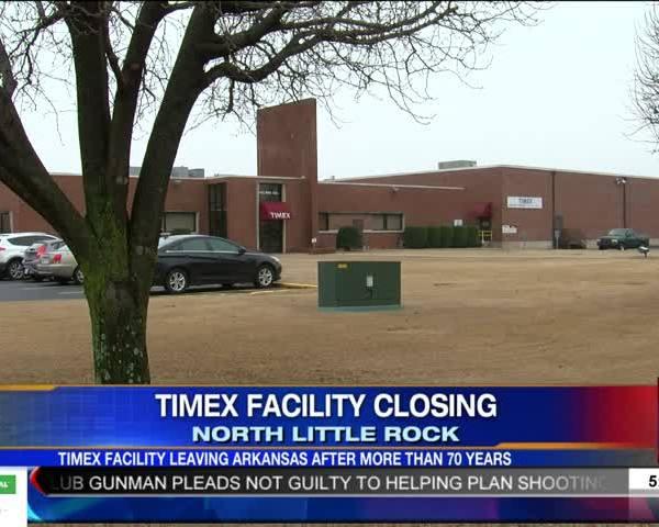 Timex Closing in NLR