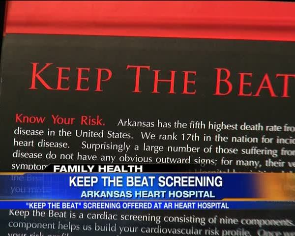 Family Health- -Keep The Beat- Screening_55451761