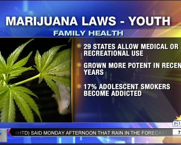 Family Health- Marijuana and Youth_25294376