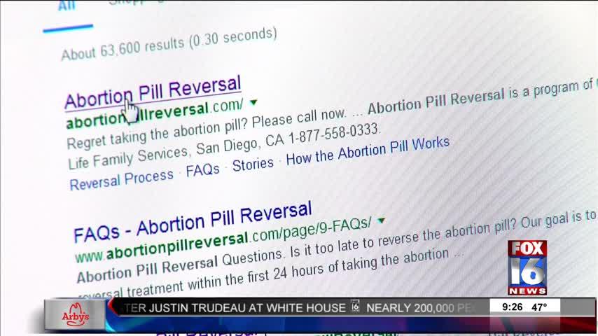 Fox16 Investigates- Reversible Abortion_52098932
