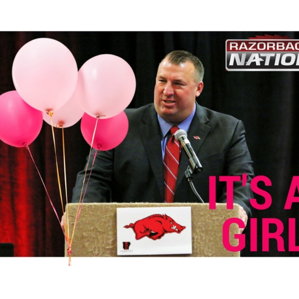 Bielema Announcement