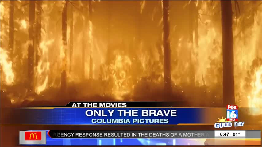 At the Movies: Only the Brave