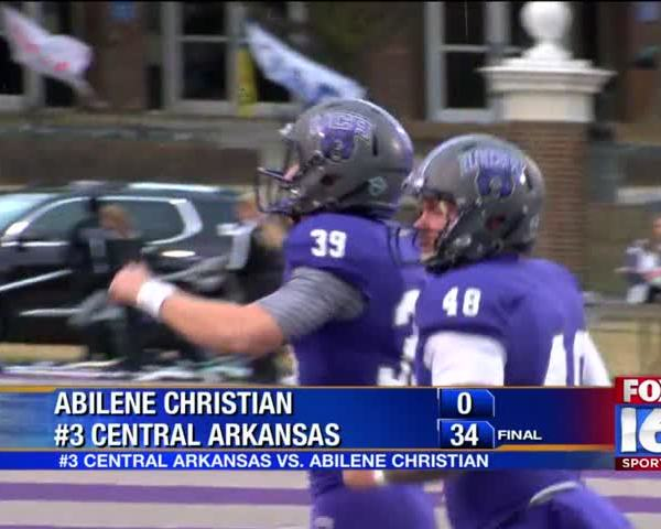 UCA Wins Conference Title