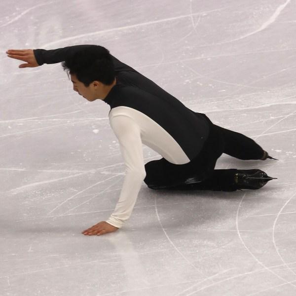 Men's Figure Skating Short Program 1-54729046