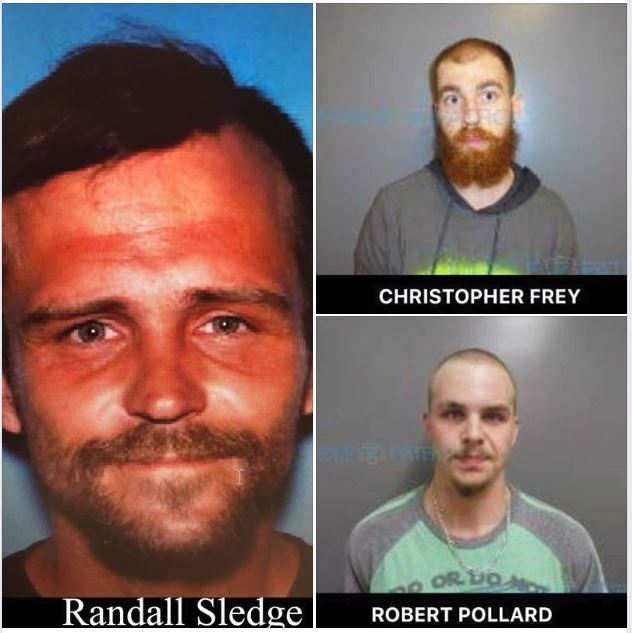 Update: 2 of 3 Sharp Co  Jail Escapees Caught