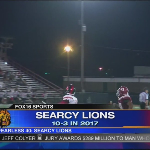 Fearless 40: Searcy Lions