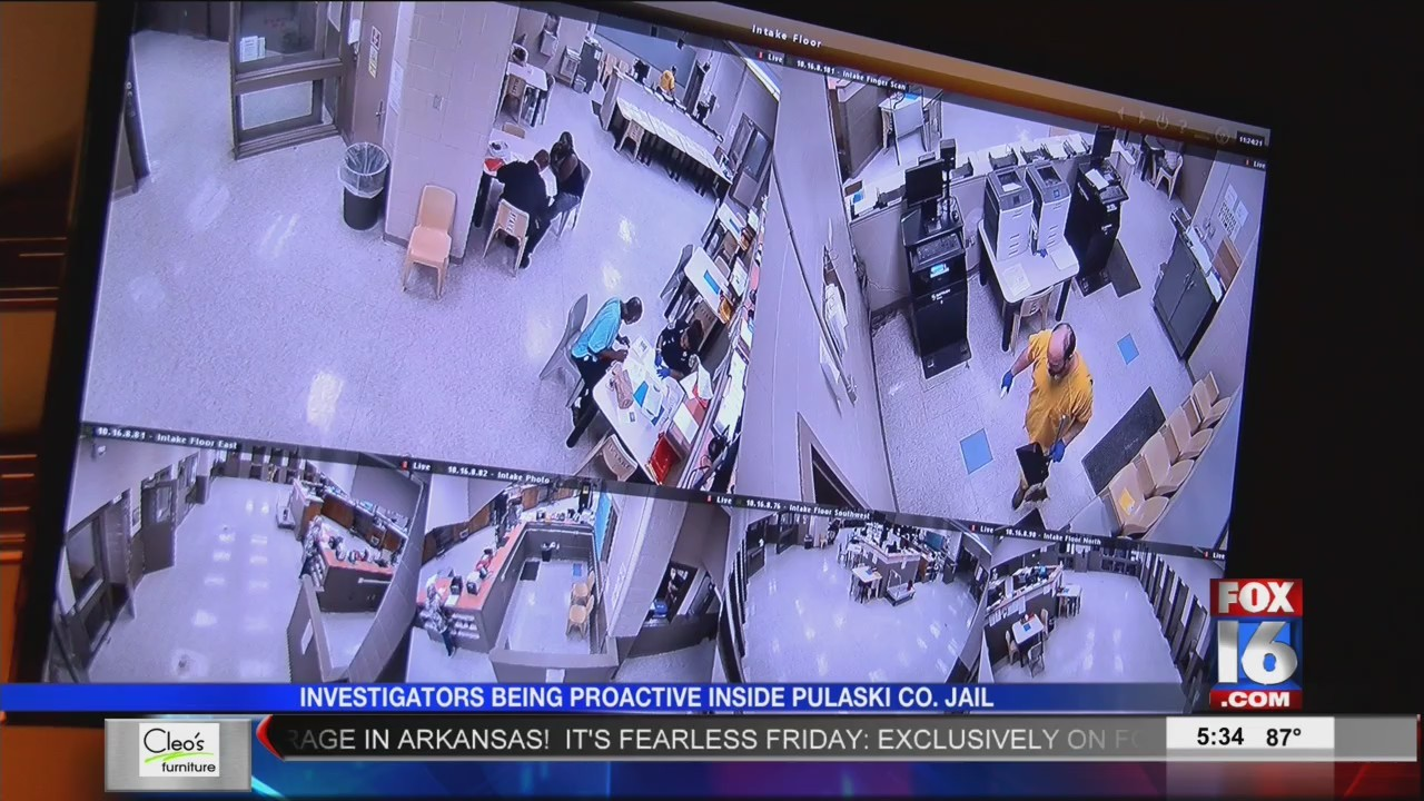 EXCLUSIVE: How Pulaski County Jail is Being Proactive at