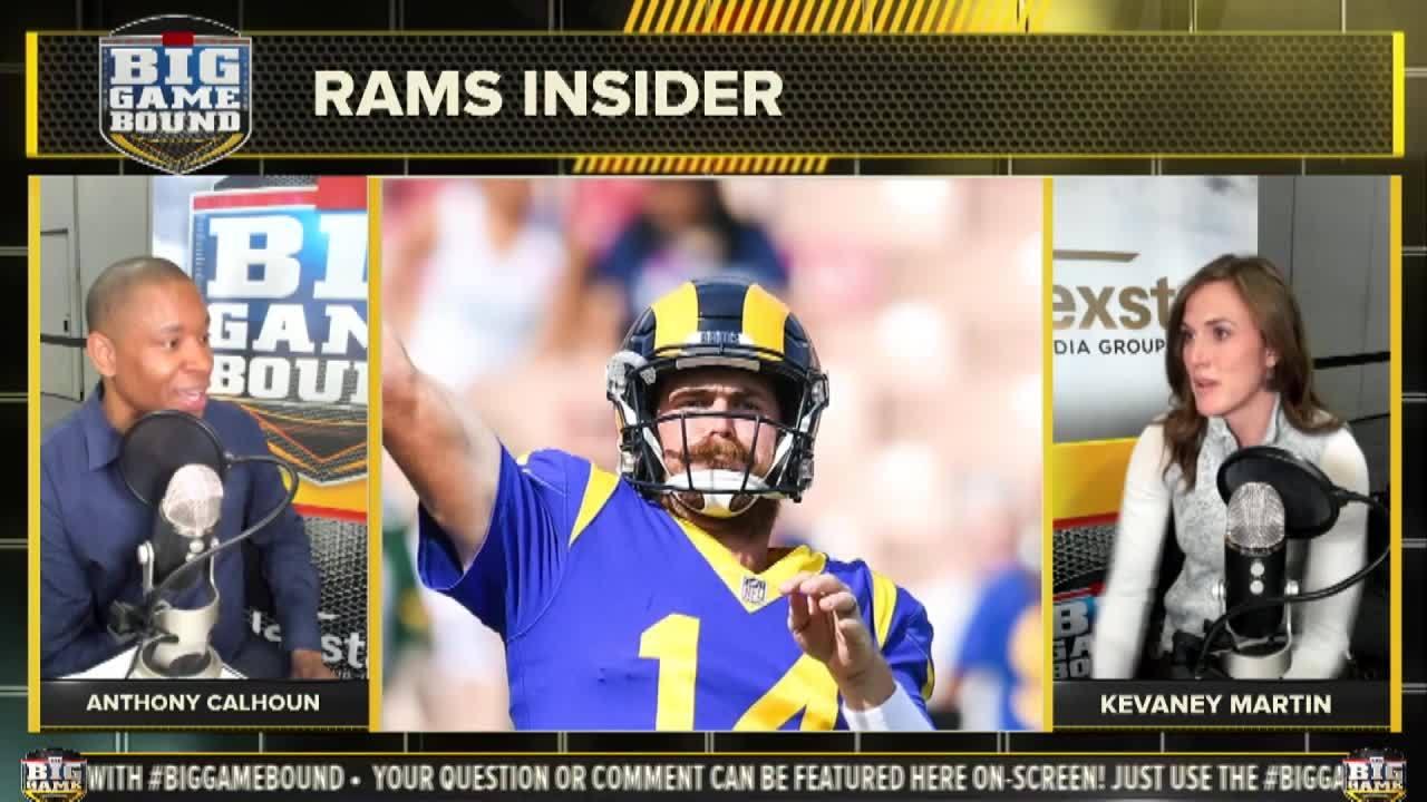 Rams Insider reveals special connection to team quarterback