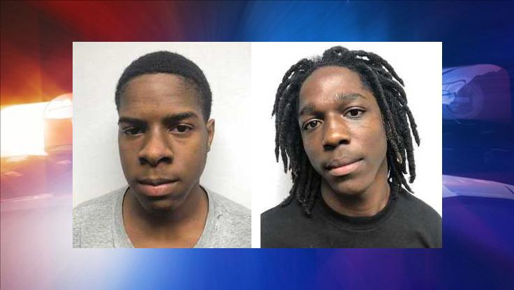 Darrius Stewart at left and Keith Keshawn Harris 2_1553181913888.jpg.jpg