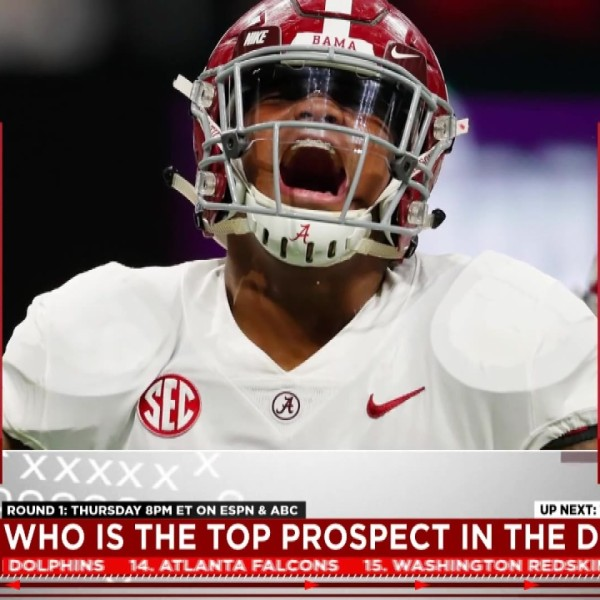 Former NFL scout: Quinnen Williams is draft's top prospect