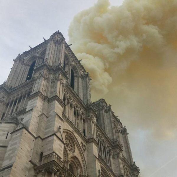 Notre Dame fire Paris - Mayor Anne Hidalgo, Twitter_1555349870628.jpg.jpg