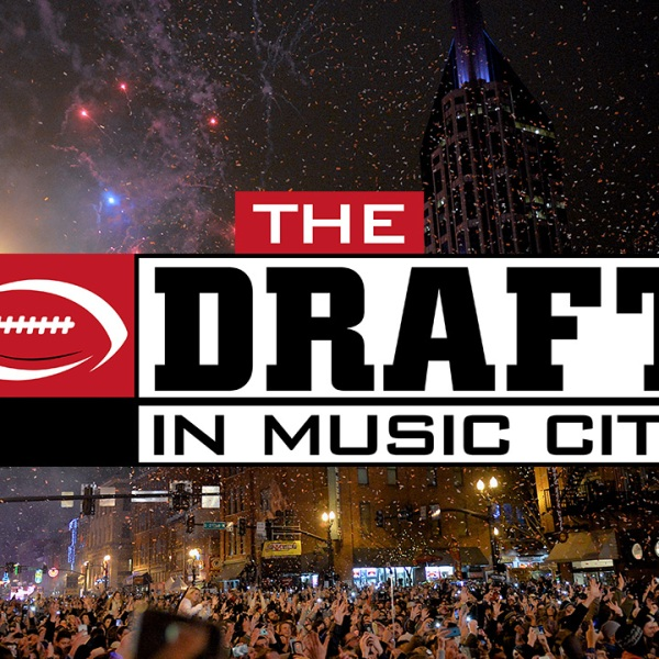 The Draft in Music City graphics