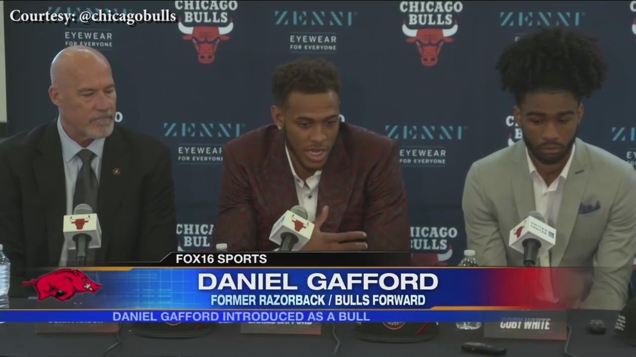 Daniel Gafford shares impact Bobby Portis had on him
