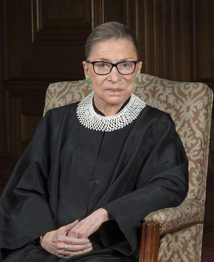 Ruth Bader Ginsburg speaks in Little Rock September 3
