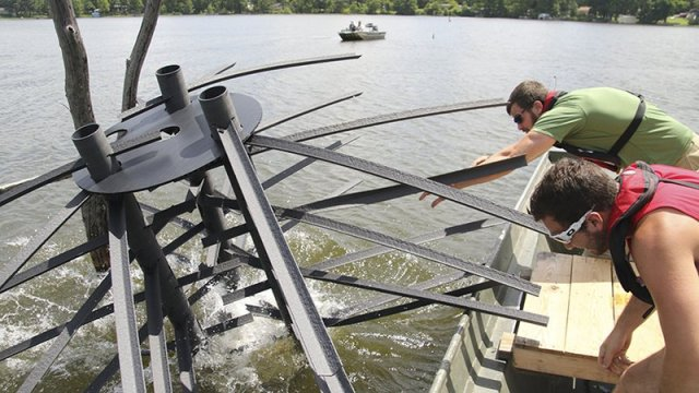 New videos make it easy to find fish on Arkansas lakes