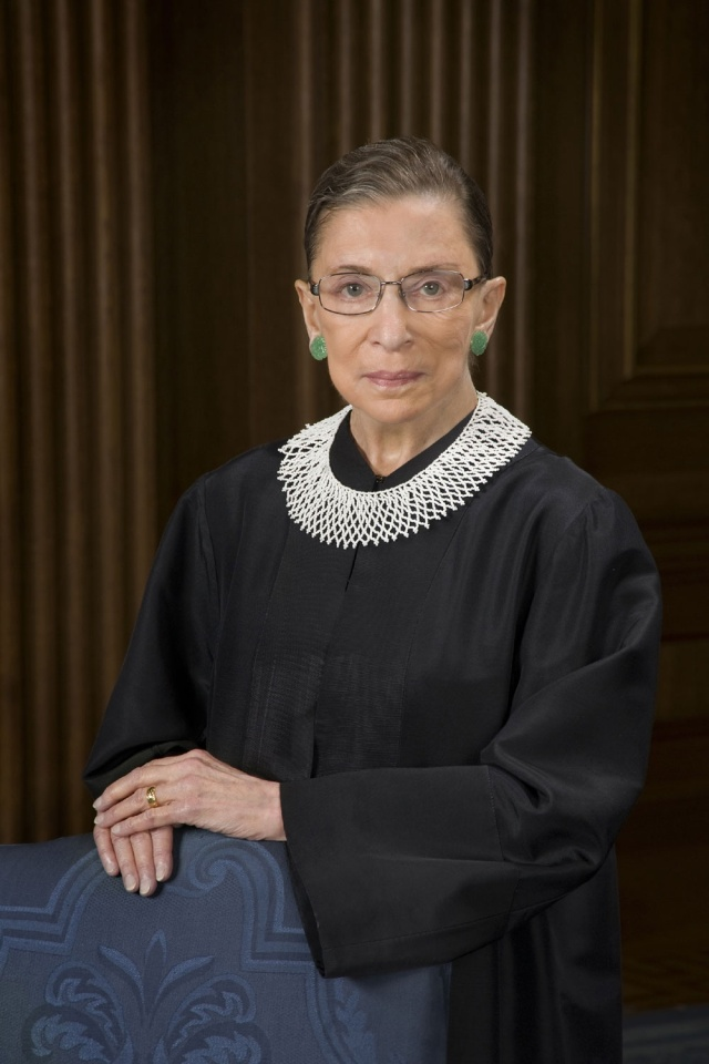 Justice Ruth Bader Ginsburg has completed radiation treatment for a tumor on her pancreas