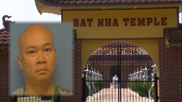 Buddhist monk arrested for battery against child in Bauxite