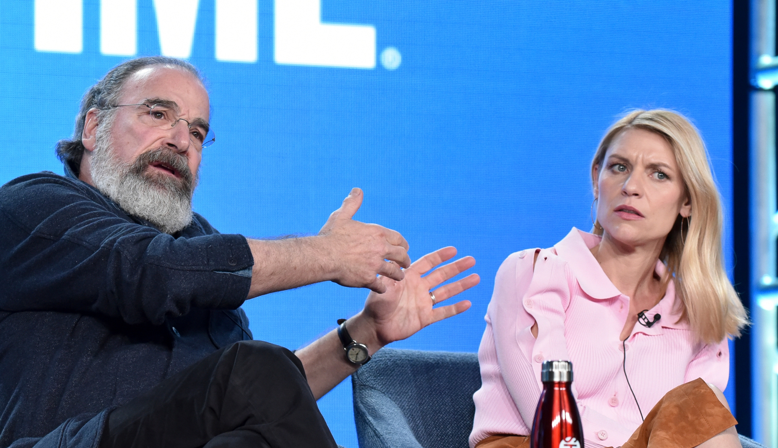 Mandy Patinkin, Claire Danes